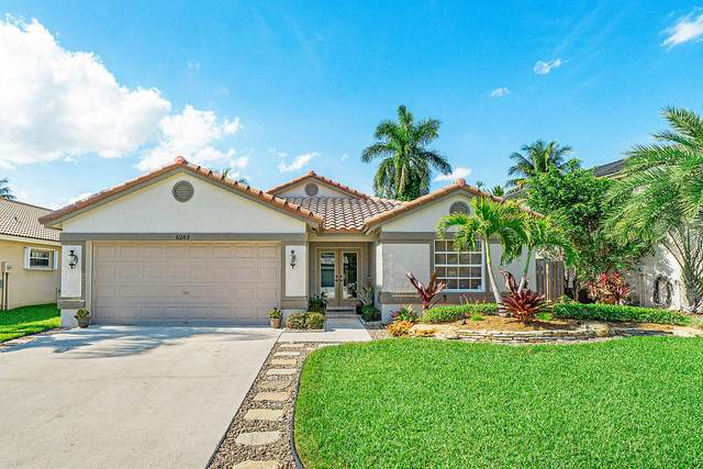 6243 Windlass Circle, Boynton Beach, FL 33472 (MLS #RX-10614295) :: Lucido Global