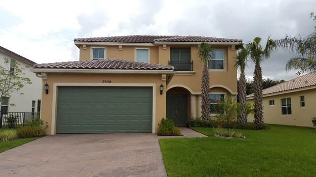 2939 Bellarosa Circle, Royal Palm Beach, FL 33411 (#RX-10614308) :: Ryan Jennings Group