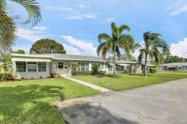 630 High Point Boulevard N B, Delray Beach, FL 33445 (#RX-10614312) :: Ryan Jennings Group