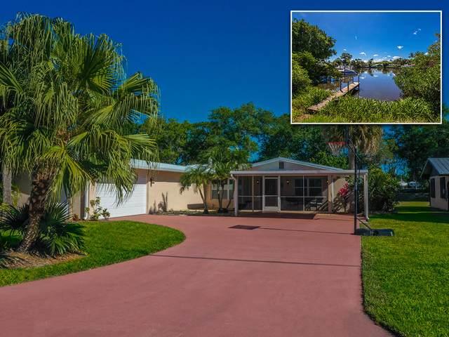 1399 SW Ibis Street, Palm City, FL 34990 (MLS #RX-10614328) :: Laurie Finkelstein Reader Team