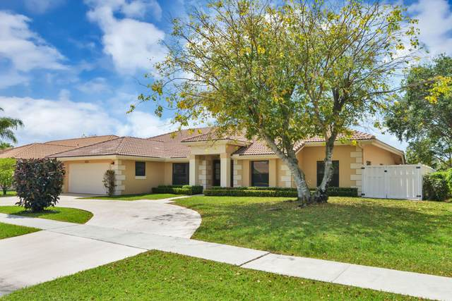 11223 Island Lakes Lane, Boca Raton, FL 33498 (#RX-10614347) :: Ryan Jennings Group
