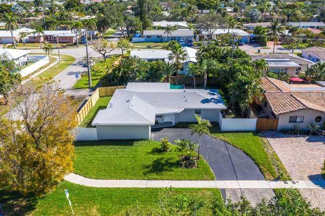 6121 NE 22 Avenue, Fort Lauderdale, FL 33308 (MLS #RX-10614358) :: Laurie Finkelstein Reader Team