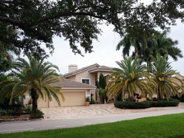 1851 Eagle Trace Boulevard W, Coral Springs, FL 33071 (MLS #RX-10614384) :: Laurie Finkelstein Reader Team
