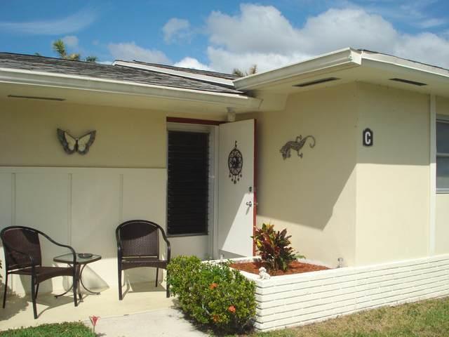 2826 E Ashley Drive C, West Palm Beach, FL 33415 (#RX-10614387) :: Ryan Jennings Group