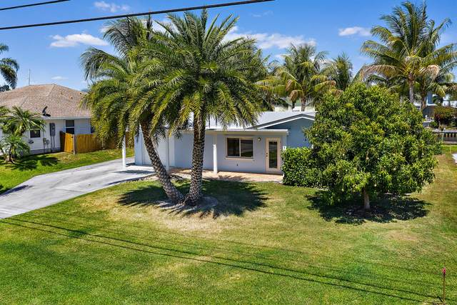 1719 SW Dyer Point Road, Palm City, FL 34990 (#RX-10614421) :: Ryan Jennings Group