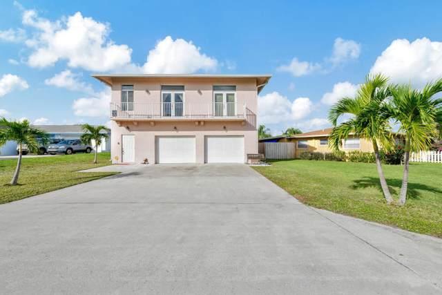 1315 NW 8th Court, Boynton Beach, FL 33426 (MLS #RX-10614426) :: Laurie Finkelstein Reader Team