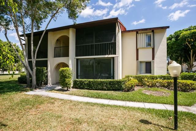 4717 Sable Pine Circle B2, West Palm Beach, FL 33417 (#RX-10614455) :: Ryan Jennings Group