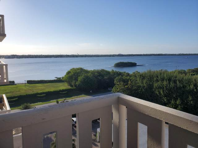 3450 S Ocean Boulevard #6240, Palm Beach, FL 33480 (MLS #RX-10614470) :: Castelli Real Estate Services