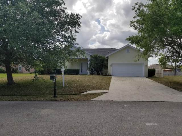 5840 NW Windy Pines Lane, Port Saint Lucie, FL 34986 (#RX-10614498) :: The Reynolds Team/ONE Sotheby's International Realty