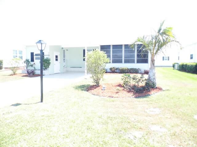 3119 Columbrina Circle, Port Saint Lucie, FL 34952 (#RX-10614503) :: Ryan Jennings Group