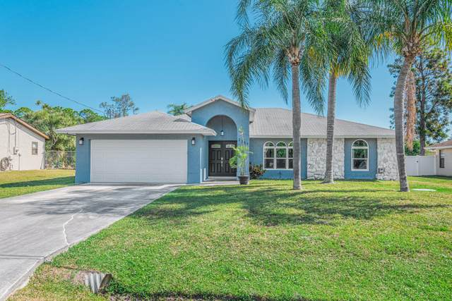 2357 SE Seamist Street, Port Saint Lucie, FL 34952 (#RX-10614524) :: The Reynolds Team/ONE Sotheby's International Realty