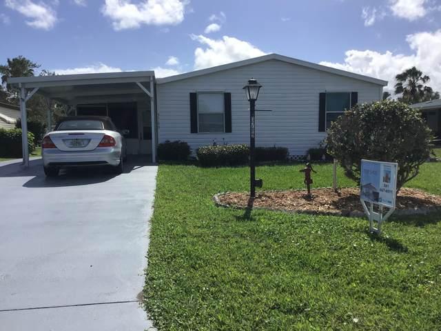 3789 Honeysuckle Court, Port Saint Lucie, FL 34952 (#RX-10614550) :: Ryan Jennings Group