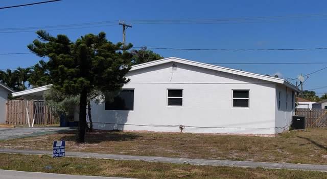 922 S 14th Street, Lantana, FL 33462 (#RX-10614564) :: The Reynolds Team/ONE Sotheby's International Realty