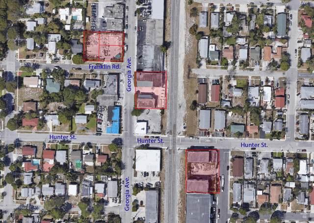 6406 Georgia Avenue, West Palm Beach, FL 33405 (MLS #RX-10614621) :: The Jack Coden Group