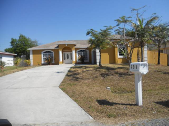 791 NW Bayard Avenue, Port Saint Lucie, FL 34986 (#RX-10614645) :: Ryan Jennings Group