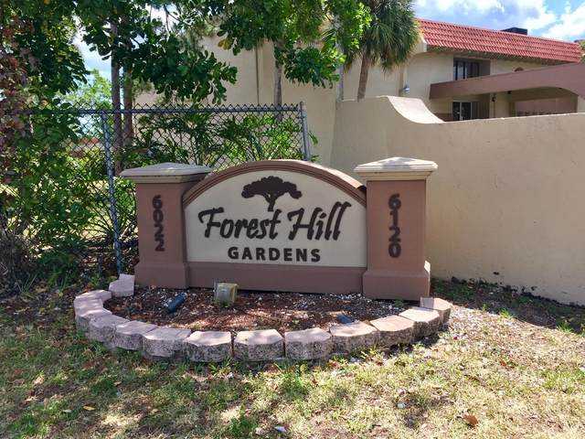 6120 Forest Hill Boulevard #101, West Palm Beach, FL 33415 (#RX-10614698) :: Ryan Jennings Group