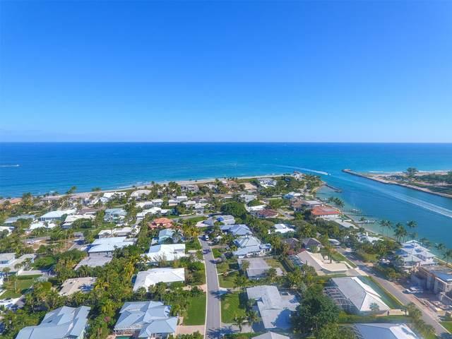 222 Pirates Place, Jupiter Inlet Colony, FL 33469 (#RX-10614735) :: Ryan Jennings Group