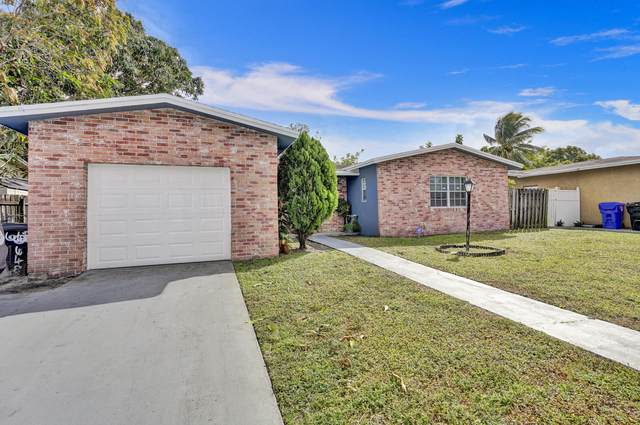 6482 SW 8th Court, North Lauderdale, FL 33068 (#RX-10614759) :: Ryan Jennings Group