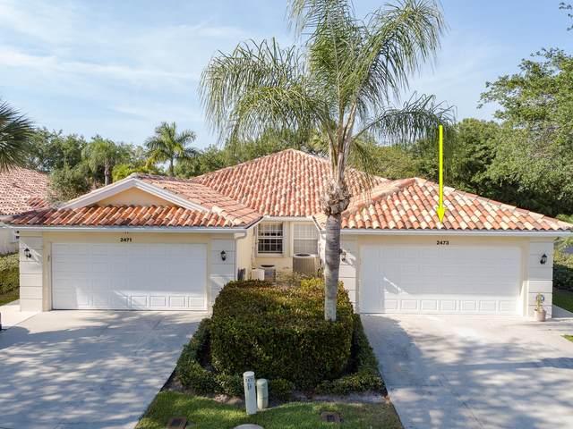 2473 SW Parkside Drive, Palm City, FL 34990 (#RX-10614771) :: Ryan Jennings Group
