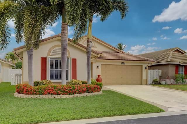 7876 Manor Forest Lane, Boynton Beach, FL 33436 (#RX-10614788) :: Keller Williams Vero Beach