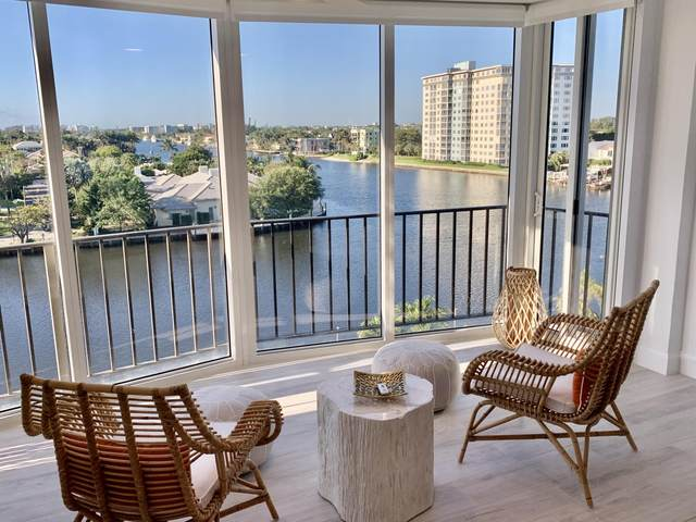 400 Seasage Drive #604, Delray Beach, FL 33483 (#RX-10614798) :: Ryan Jennings Group