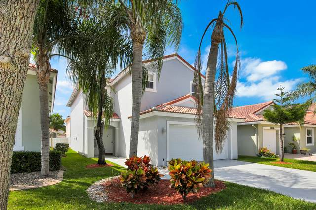 6925 Turtle Bay Terrace, Lake Worth, FL 33463 (MLS #RX-10614808) :: United Realty Group
