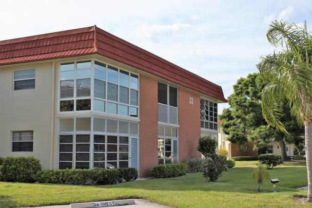 33 Pine Arbor Lane #203, Vero Beach, FL 32962 (#RX-10614841) :: Ryan Jennings Group