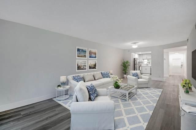 830 S Hollybrook Drive #202, Pembroke Pines, FL 33025 (MLS #RX-10614866) :: Castelli Real Estate Services