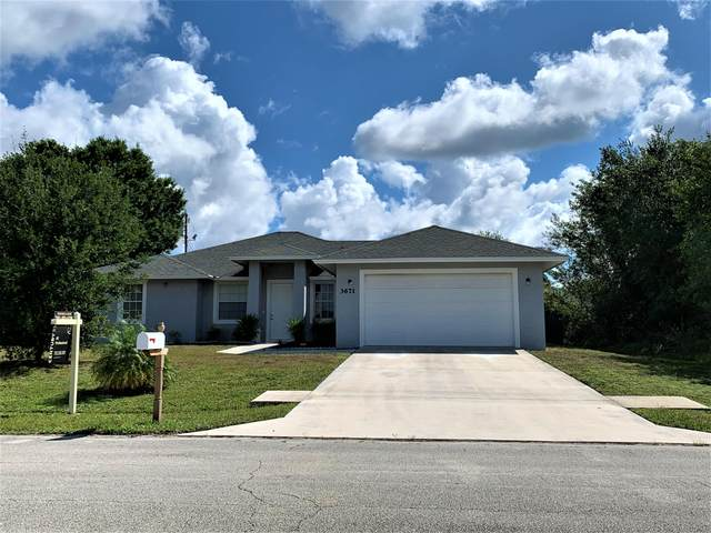 3671 SW Haines Street, Port Saint Lucie, FL 34953 (#RX-10614873) :: Ryan Jennings Group