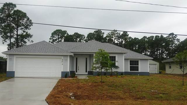 2410 SW Webster Lane, Port Saint Lucie, FL 34953 (#RX-10614876) :: Real Estate Authority