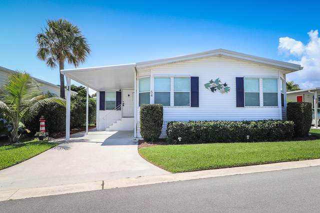 400 N Highway A1a #54, Jupiter, FL 33477 (#RX-10614919) :: Real Estate Authority