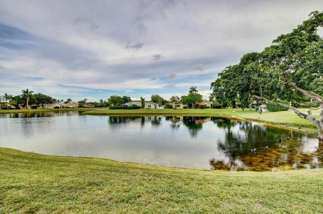 764 NW 29th Avenue C, Delray Beach, FL 33445 (MLS #RX-10614933) :: United Realty Group