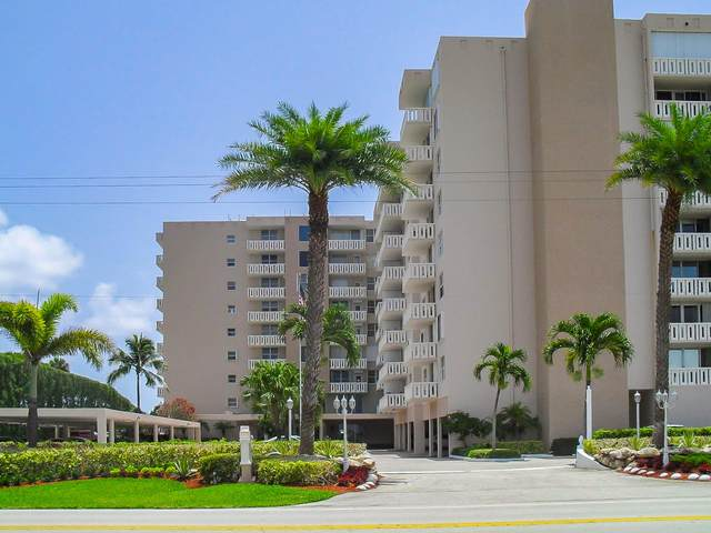 3450 S Ocean Boulevard #626, Palm Beach, FL 33480 (#RX-10614939) :: Ryan Jennings Group