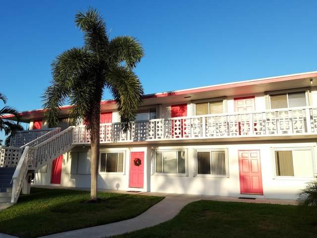 2180 Lake Osborne Drive #12, Lake Worth, FL 33461 (#RX-10614946) :: Signature International Real Estate