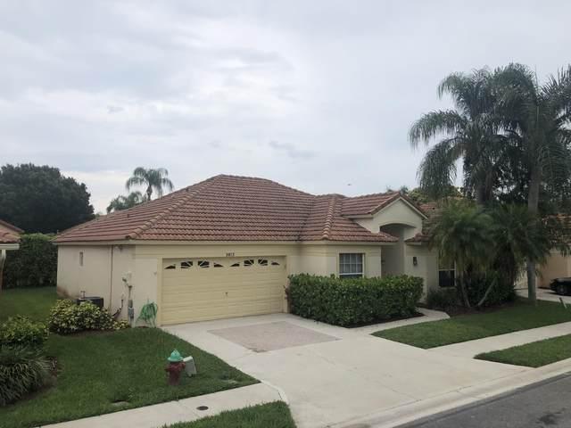3013 Casa Rio Court, Riviera Beach, FL 33418 (#RX-10614955) :: Ryan Jennings Group