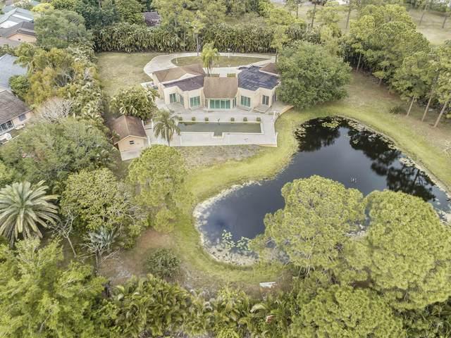 6077 Pine Needle Lane S, Lake Worth, FL 33467 (#RX-10614958) :: Real Estate Authority