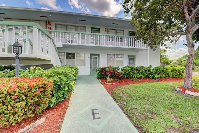 101 Lyndhurst E #101, Deerfield Beach, FL 33442 (#RX-10614964) :: Ryan Jennings Group