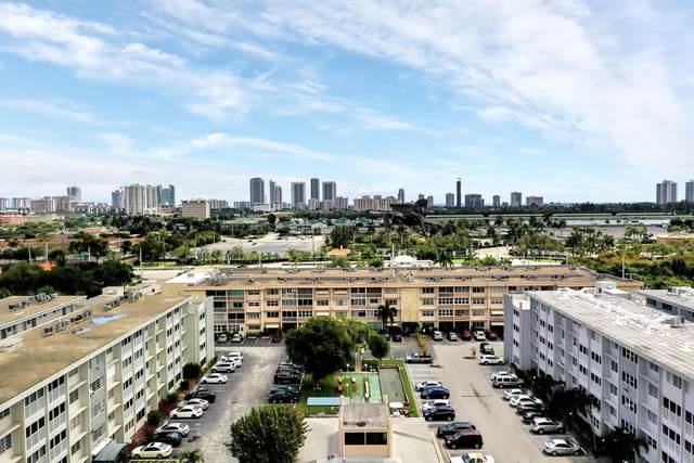 215 SE 3rd Avenue 502D, Hallandale, FL 33009 (MLS #RX-10614999) :: Castelli Real Estate Services