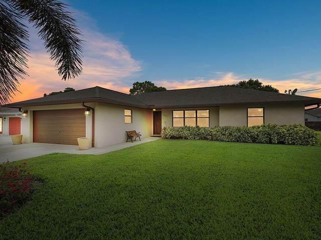 5605 Birch Drive, Fort Pierce, FL 34982 (#RX-10615028) :: Ryan Jennings Group