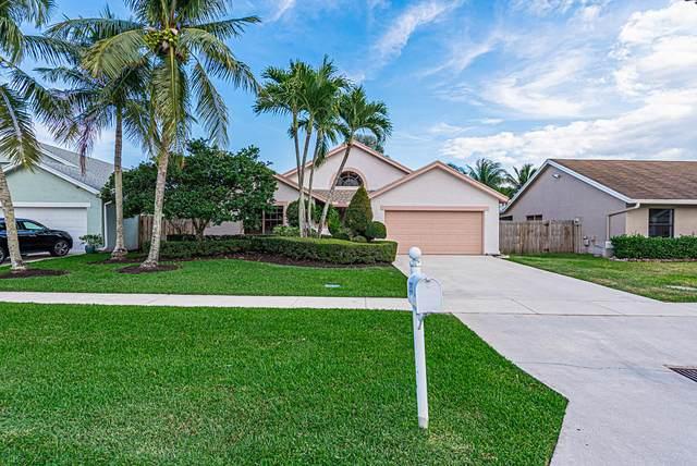 22353 Sea Bass Drive, Boca Raton, FL 33428 (#RX-10615059) :: Ryan Jennings Group
