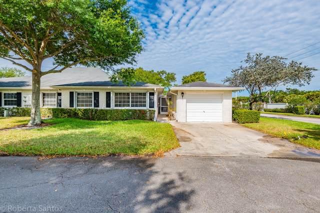 10079 S 42nd Drive #101, Boynton Beach, FL 33436 (#RX-10615069) :: Ryan Jennings Group