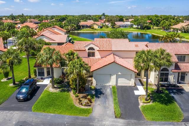 18597 Woodstream Drive, Boca Raton, FL 33498 (#RX-10615124) :: Ryan Jennings Group