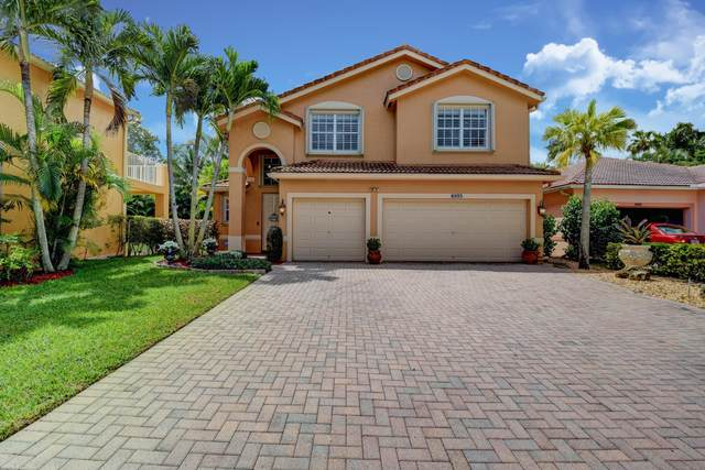 4895 N Classical Boulevard, Delray Beach, FL 33445 (#RX-10615253) :: Real Estate Authority