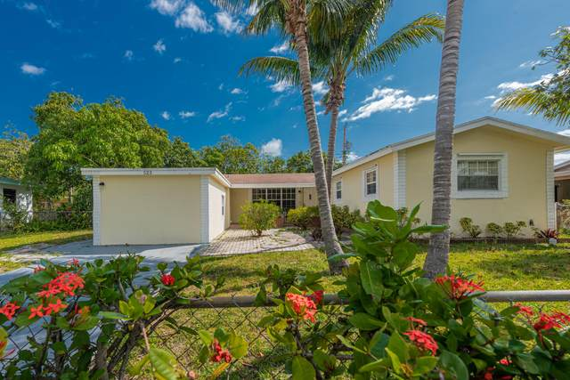 523 Angler Drive, Delray Beach, FL 33445 (#RX-10615286) :: Real Estate Authority