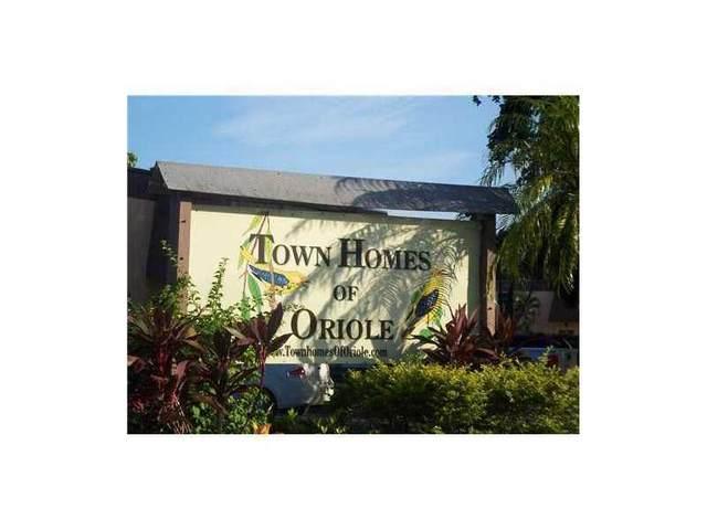 1523 NW 80th Avenue I, Margate, FL 33063 (#RX-10615333) :: Ryan Jennings Group
