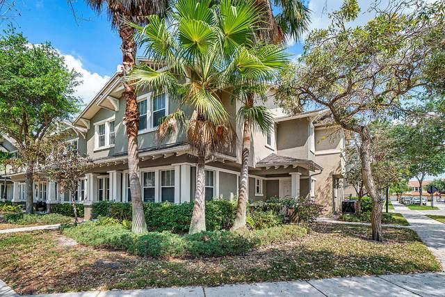 499 Corte Madera Lane #6, West Palm Beach, FL 33401 (#RX-10615356) :: Ryan Jennings Group