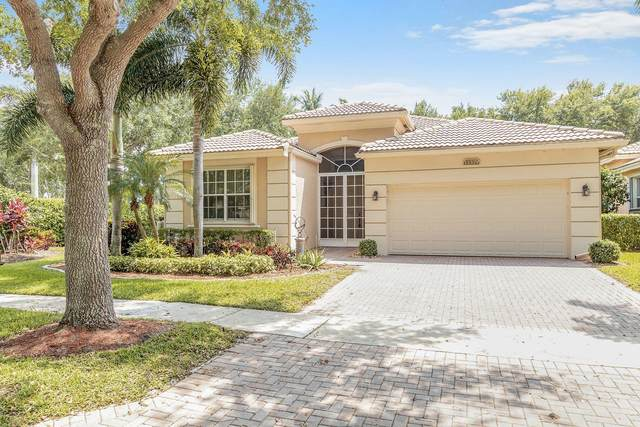 12379 Landrum Way, Boynton Beach, FL 33437 (MLS #RX-10615388) :: Laurie Finkelstein Reader Team