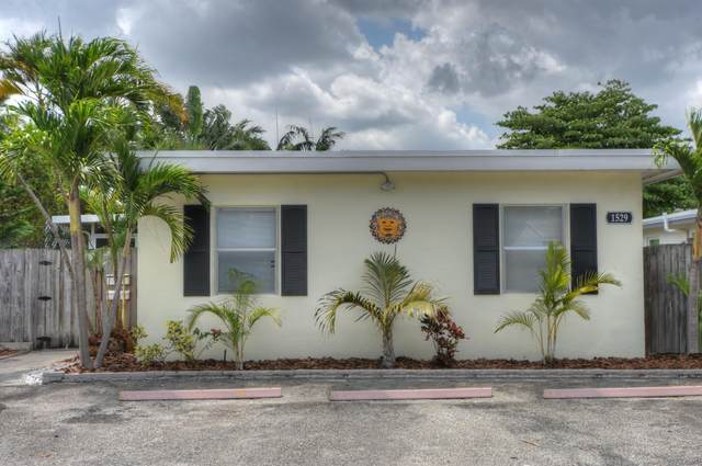 1529 NE 2nd Avenue 1-2, Fort Lauderdale, FL 33304 (#RX-10615646) :: Ryan Jennings Group