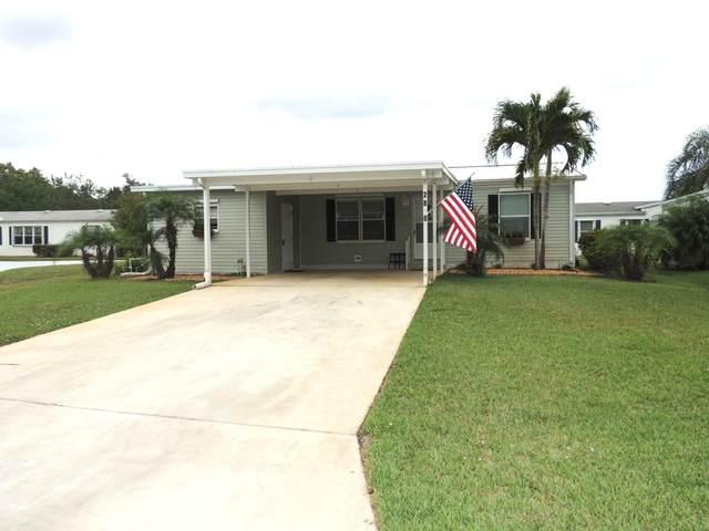 2808 Nine Iron Drive, Port Saint Lucie, FL 34952 (#RX-10615676) :: Ryan Jennings Group