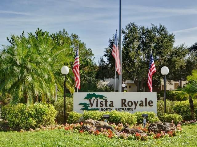 77 Royal Oak Drive #107, Vero Beach, FL 32962 (#RX-10615904) :: Ryan Jennings Group